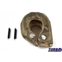 Kipufogó Turbo hővédő T3 titanium type 1